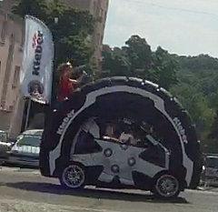 mais rien ne vaut mes pneus Michelin